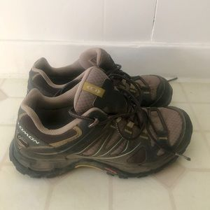Hiking/trail running shoes